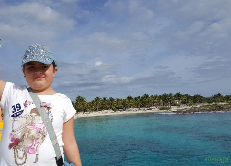 Costa Maya, Meksika, Karayip Gezisi Notları