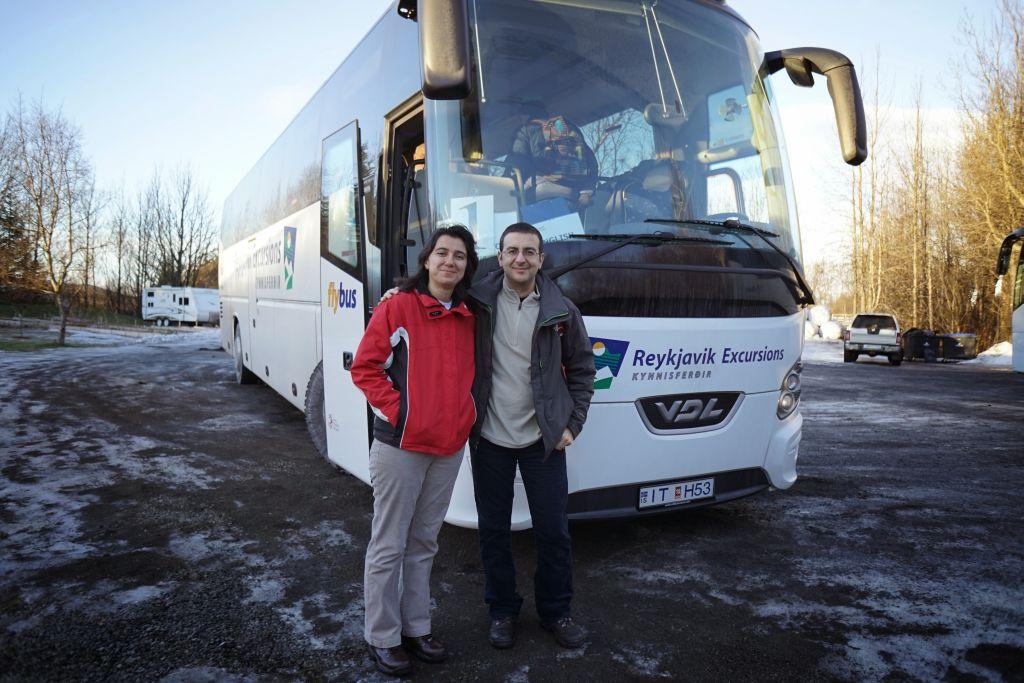 İzlanda'da Altın Çember Turu