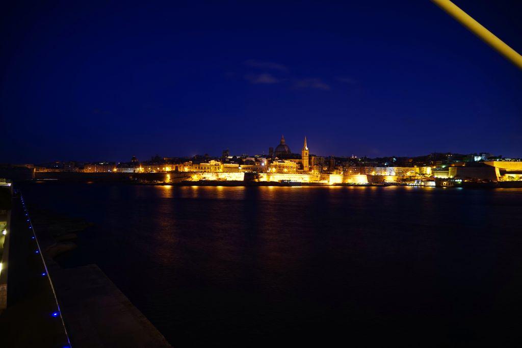 Malta'da Gece