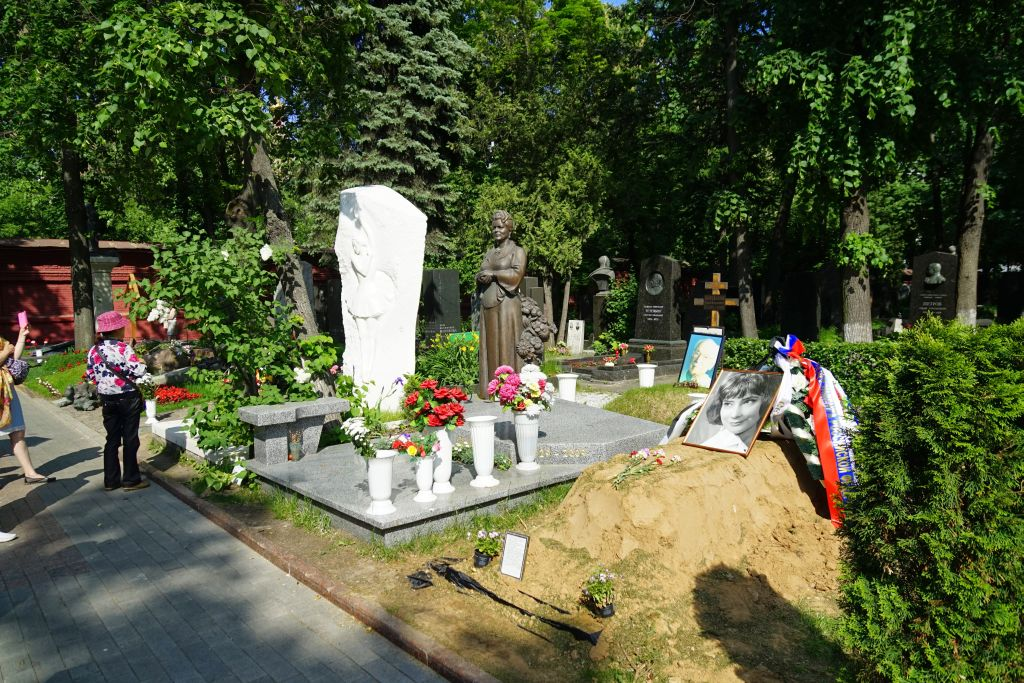 Vera'nın mezarı