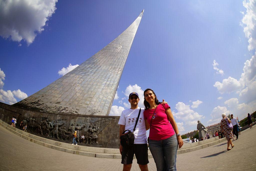 Moskova kozmonot müzesi