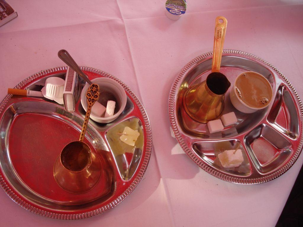 Bosna'da Kahve Keyfi