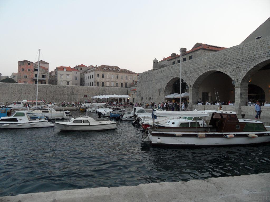 Dubrovnik Limanı, Dubrovnik Anıları, Eski Yugoslavya Yollarında