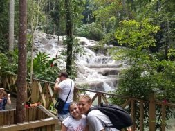 Dunn's River Falls, Jamaika
