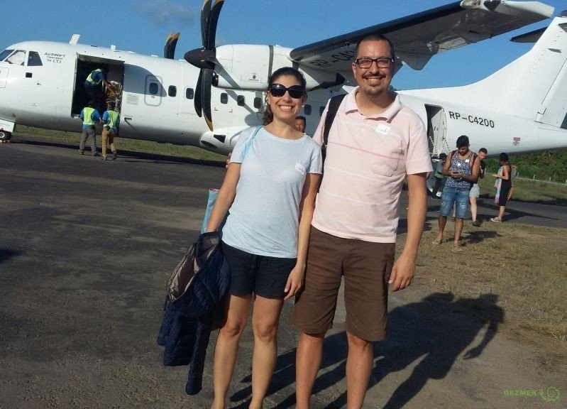 El Nido Airport, Swift Air, El Nido Gezi Rehberi