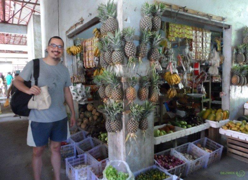 El Nido pazarı, El Nido Gezi Rehberi