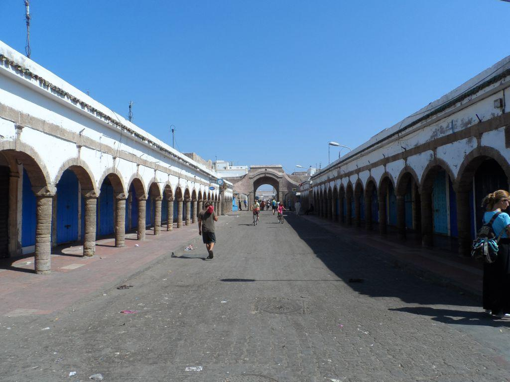 Essaouira Bayram Manzaraları