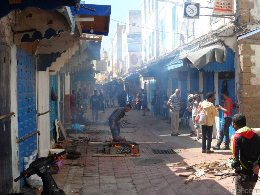 Essaouira Kurban Manzaraları
