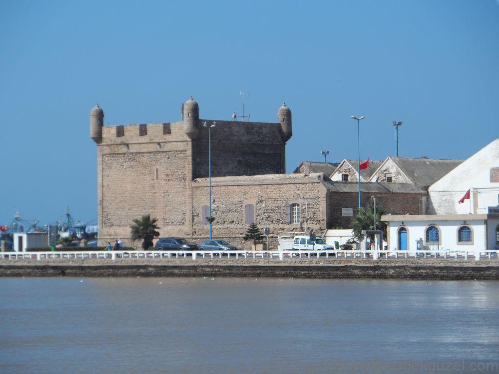Essaouira Liman Girişi