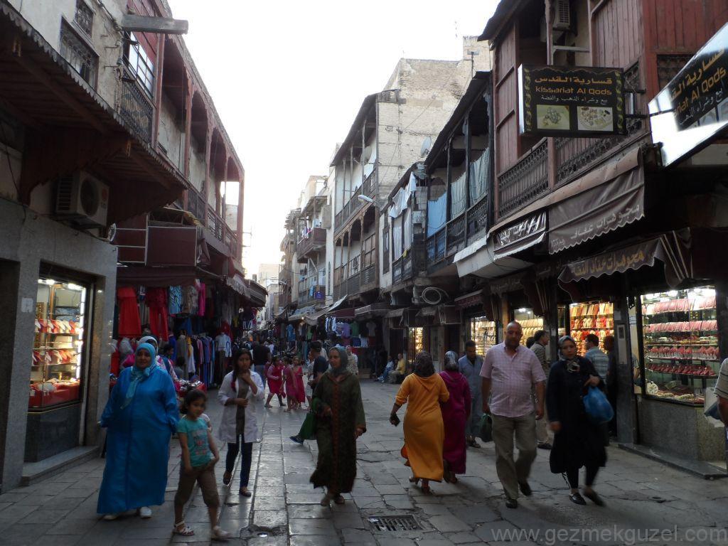 Fas Gezisi Notları, Fes Gezilecek Yerler, Fes el-Jedid Sokakları