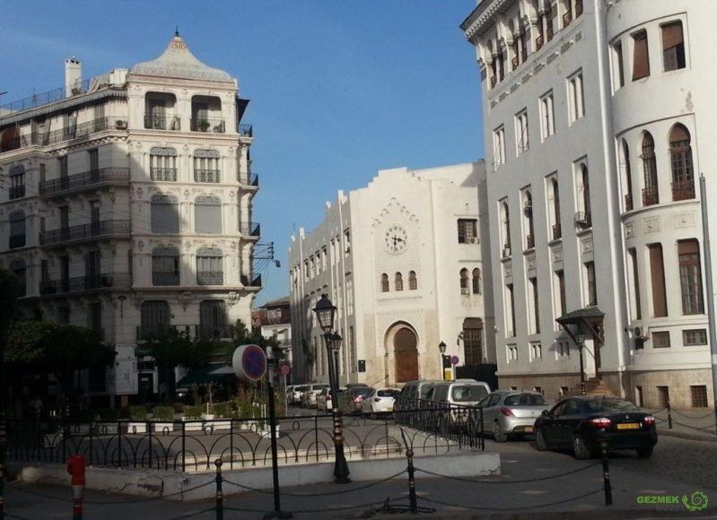 Fransız - Arap Mimarisi, Cezayir Gezilecek Yerler