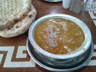 Metanet Lokantasında Beyran
