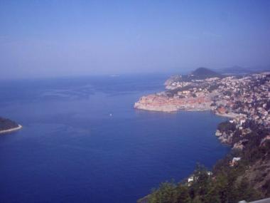 Dubrovnik Manzarası