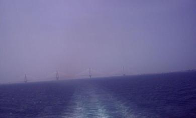 Rio Antirion köprüsü