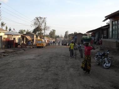 Arusha'da Çocuklar