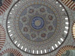 Selimiye Camii Kubbesi, Edirne