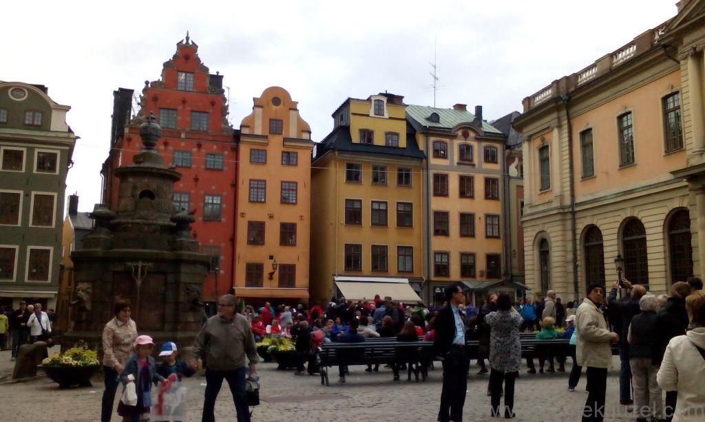 Gamla Stan, Stockholm Turu, Baltık Başkentleri Gezisi