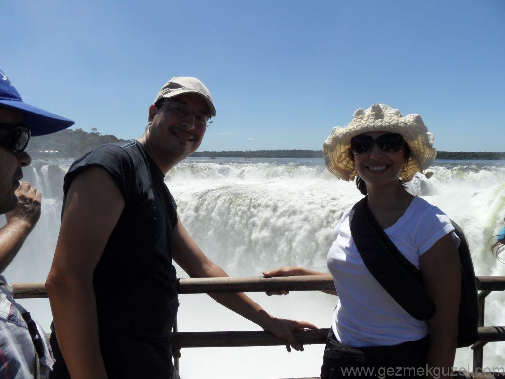 Gargante del Diablo, Iguazu Şelaleleri, Brezilya Gezisi Notları