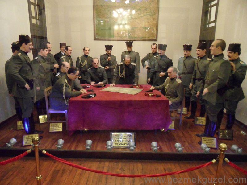 Gazi Müzesi, Samsun Görülecek Yerler