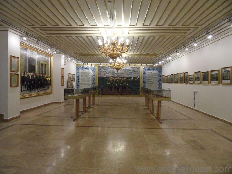 Gazi Müzesi, Samsun Gezilecek Yerler