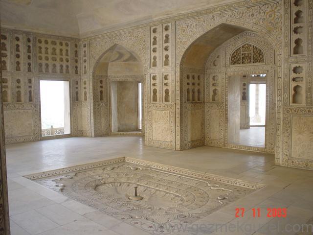 Humayun'un Hücresi, Hindistan
