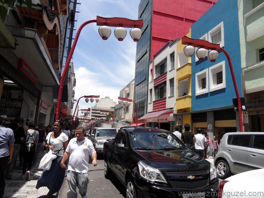Japon Mahallesi, Sao Paulo Gezilecek Yerler, Brezilya Gezisi Notları