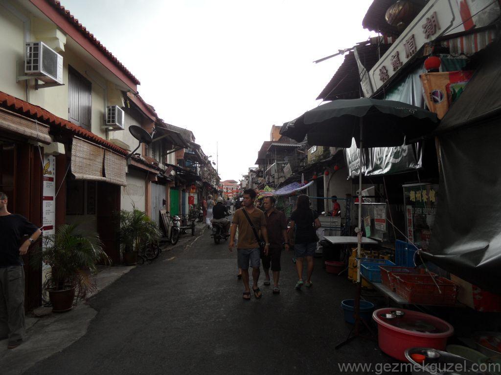 Jonker Sokağı, Melaka Gezilecek Yerler