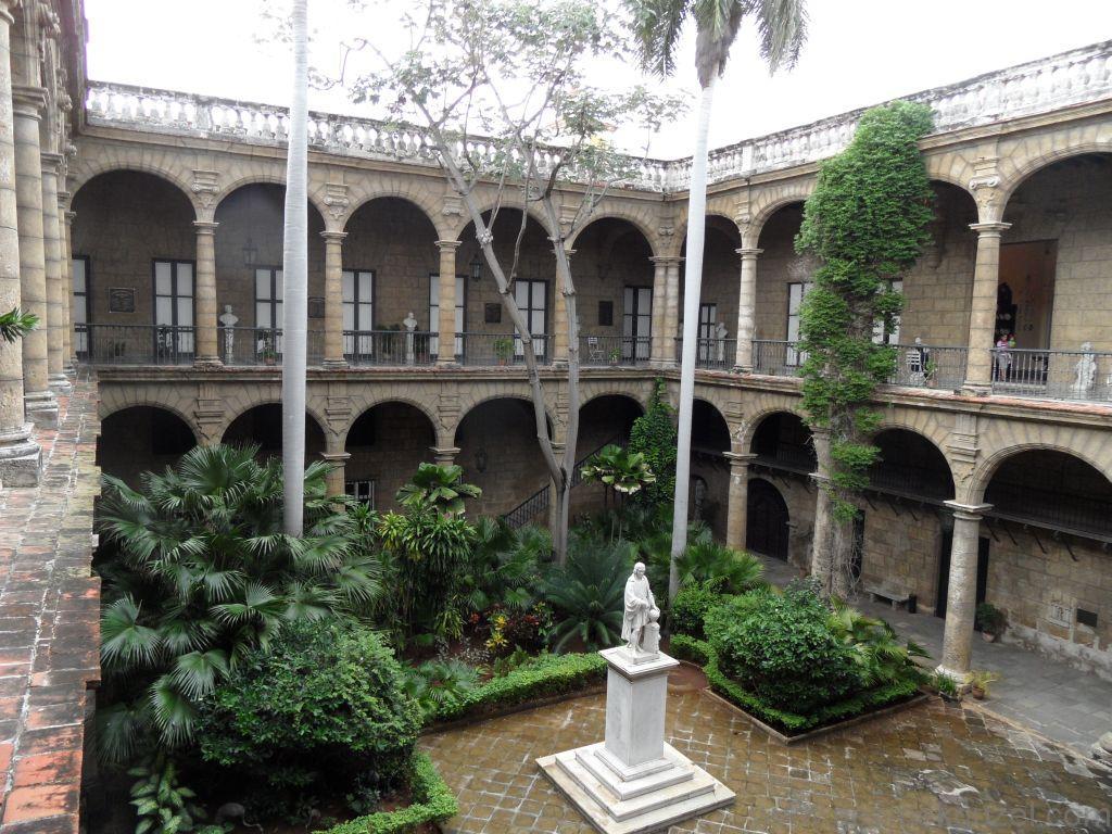 Küba Gezisi Notları, Havana Gezilecek Yerler, Havana Şehir Müzesi