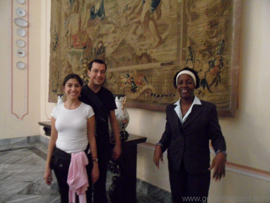 Küba Gezisi Notları, Havana Gezilecek Yerler, Havana Şehir Müzesinde