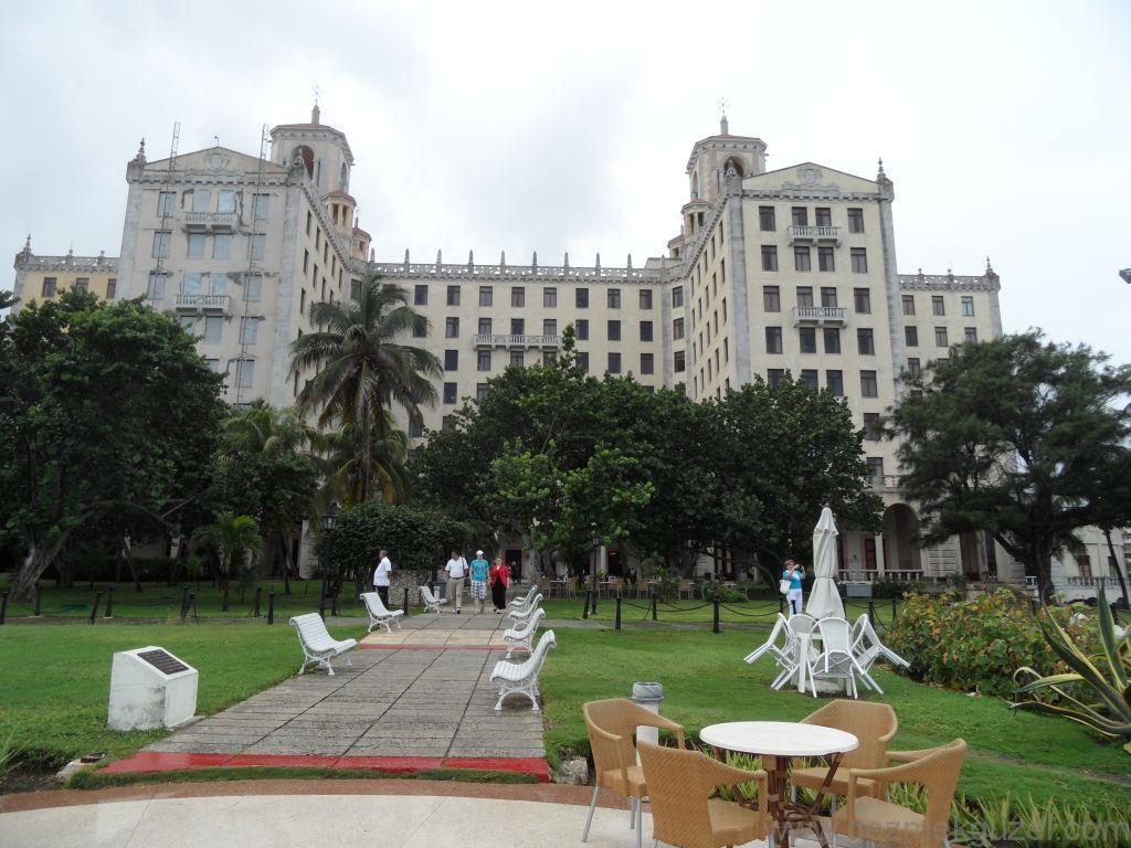 Küba Gezisi Notları, Havana Gezilecek Yerler, Hotel Nacional