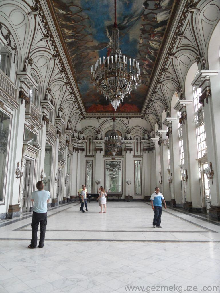 Küba Gezisi Notları, Havana Gezilecek Yerler, Küba Kraliyet Sarayı 2