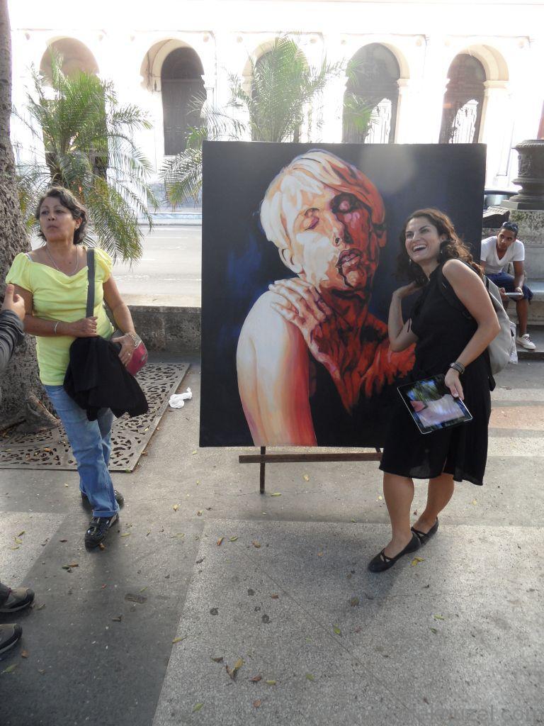 Küba Gezisi Notları, Havana Gezilecek Yerler, Prado Sokağı 2