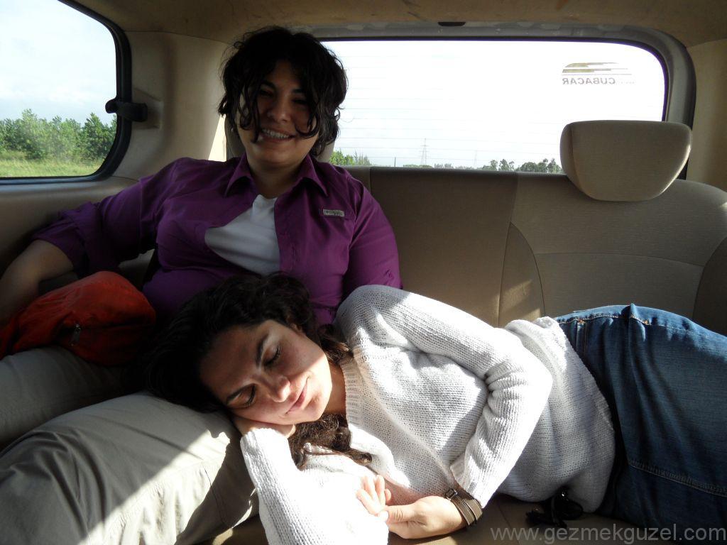 Küba Gezisi Notları, Pınar Del Rio Gezisi Notları, Pınar Del Rio Yollarında
