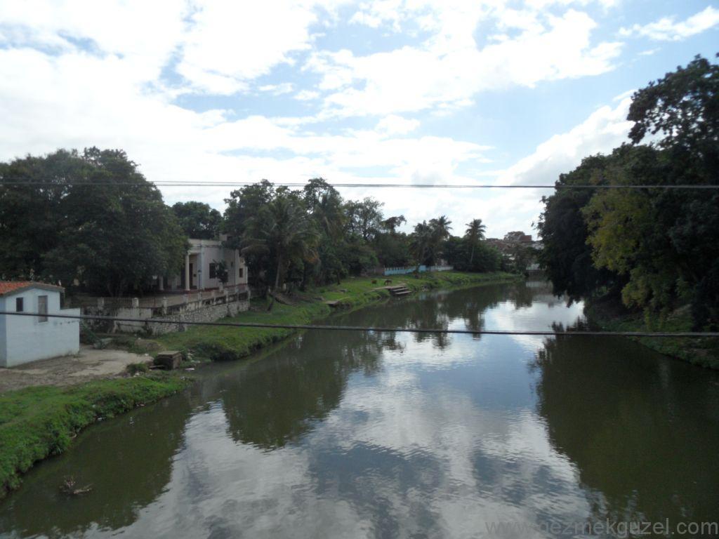 Küba Gezisi Notları, Santa Clara Gezilecek Yerler, Sancti Spiritus