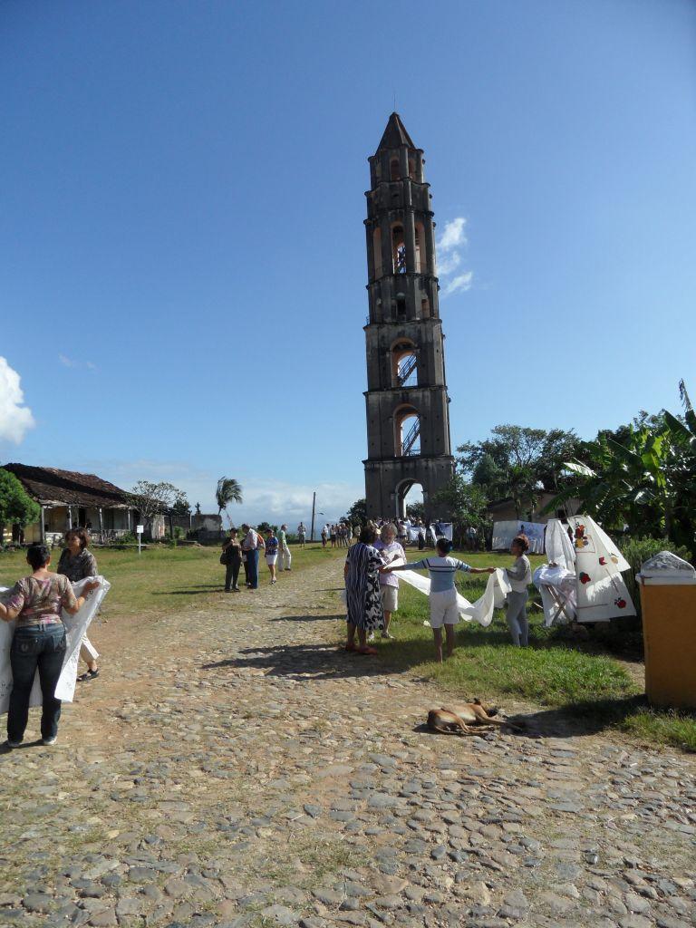 Küba Gezisi Notları, Santa Clara Gezilecek Yerler, Valley de los Ingenios