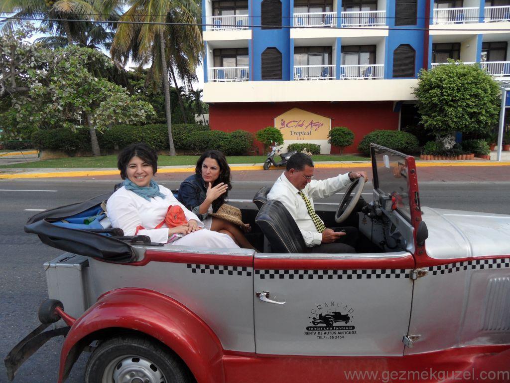 Küba Gezisi Notları, Varadero Gezilecek Yerler, Varadero