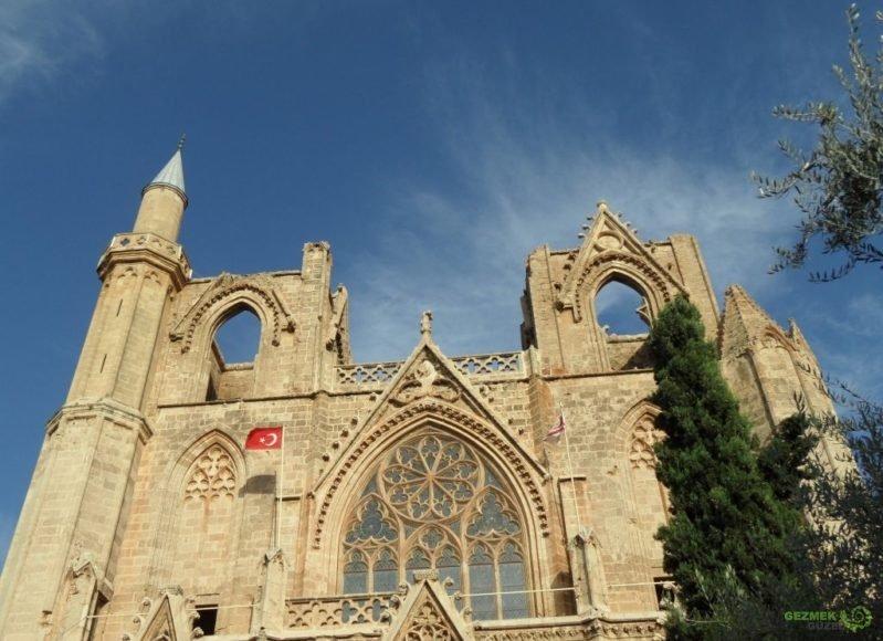 Kıbrıs Gezisi, Gazimağusa Lala Mustafa Paşa Camii Ön Cephe