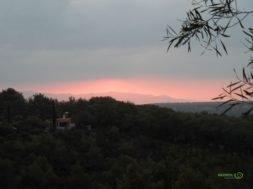 Kıbrıs Gezisi, Kıbrısta Gün Batımı