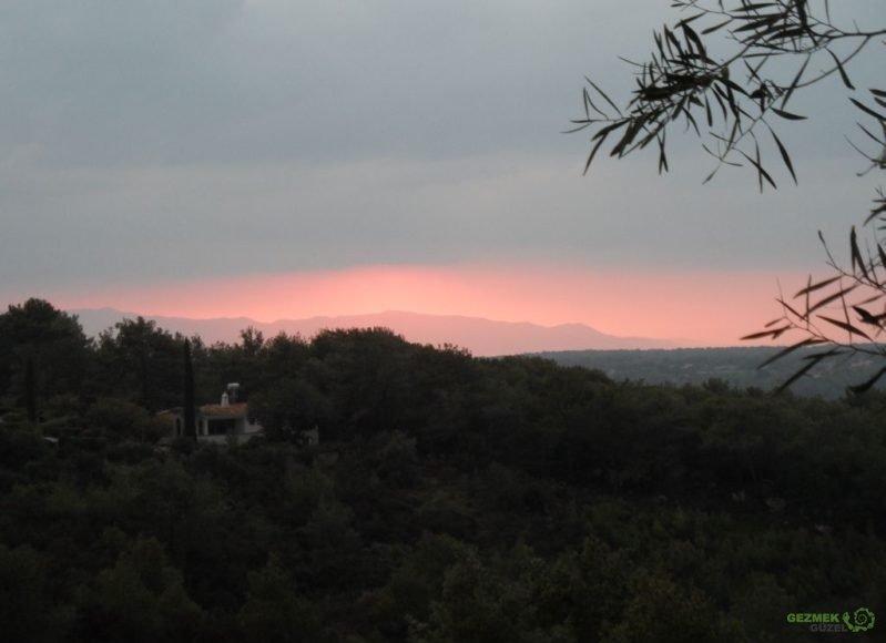 Kıbrıs Gezisi, Kıbrısta Gün Batımı Girne Gezilecek Yerler