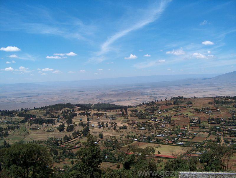 Kenya Görülecek Yerler Great Rift Valley