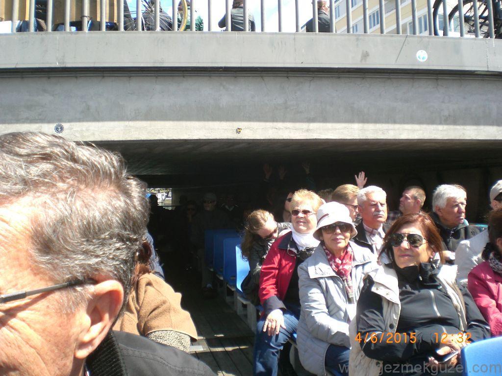 Kopenhag Kanal Turu, Kopenhag Şehir Turu, Baltık Başkentleri Gezisi