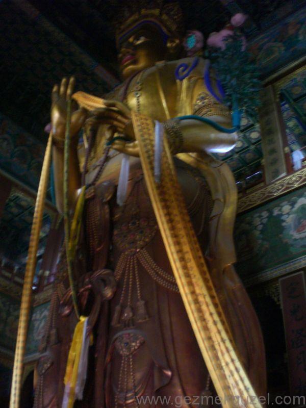 Lama tapınağı Pekin gezisi notları
