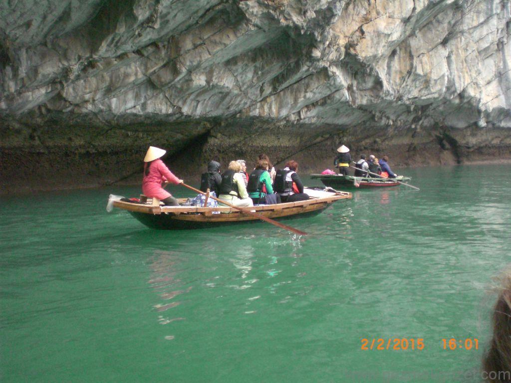 Laos - Kamboçya - Vietnam Gezisi Notları, Halong Gezisi Notları, Halong Körfezinden 2