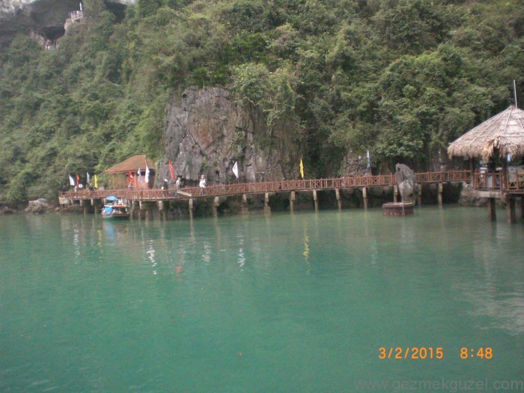 Laos - Kamboçya - Vietnam Gezisi Notları, Halong Gezisi Notları, Halong Körfezinden 3