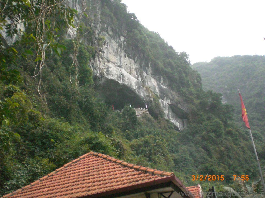 Laos - Kamboçya - Vietnam Gezisi Notları, Halong Gezisi Notları, Hang Sun Sot Mağarası Girişi