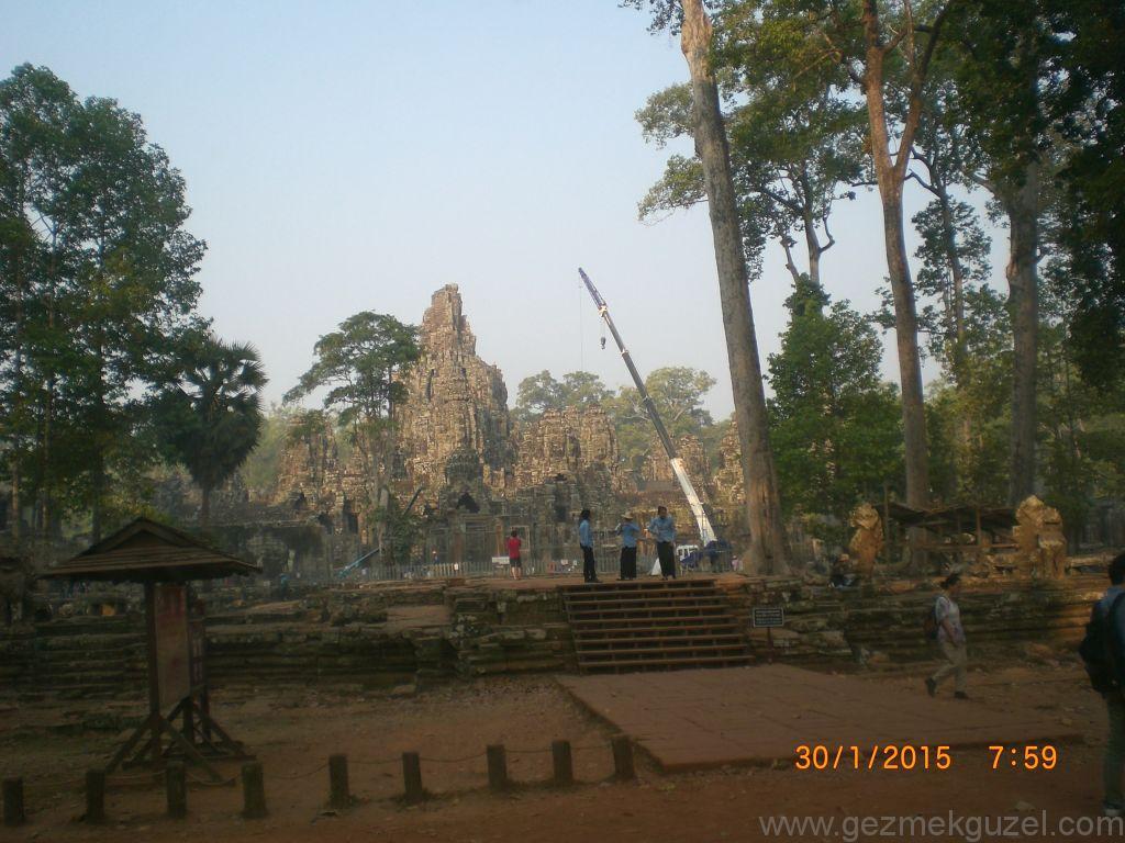 Laos - Kamboçya - Vietnam Gezisi Notları, Kamboçya Gezilecek Yerler, Angkor Wat 1