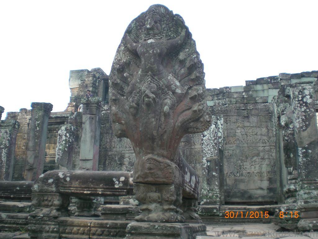 Laos - Kamboçya - Vietnam Gezisi Notları, Kamboçya Gezilecek Yerler, Angkor Wat 2