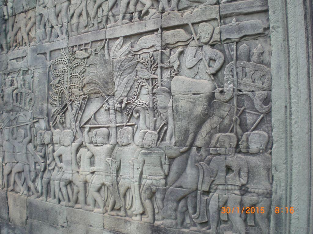 Laos - Kamboçya - Vietnam Gezisi Notları, Kamboçya Gezilecek Yerler, Angkor Wat 3
