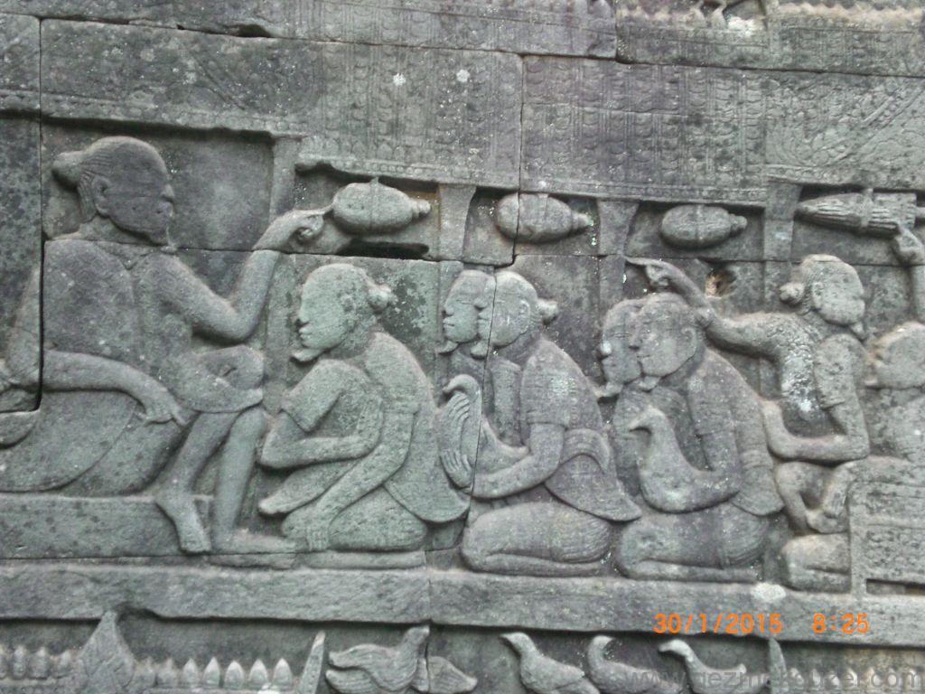 Laos - Kamboçya - Vietnam Gezisi Notları, Kamboçya Gezilecek Yerler, Angkor Wat 4