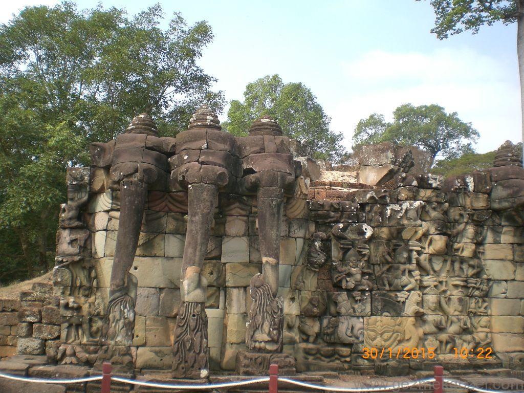 Laos - Kamboçya - Vietnam Gezisi Notları, Kamboçya Gezilecek Yerler, Angkor Wat 6